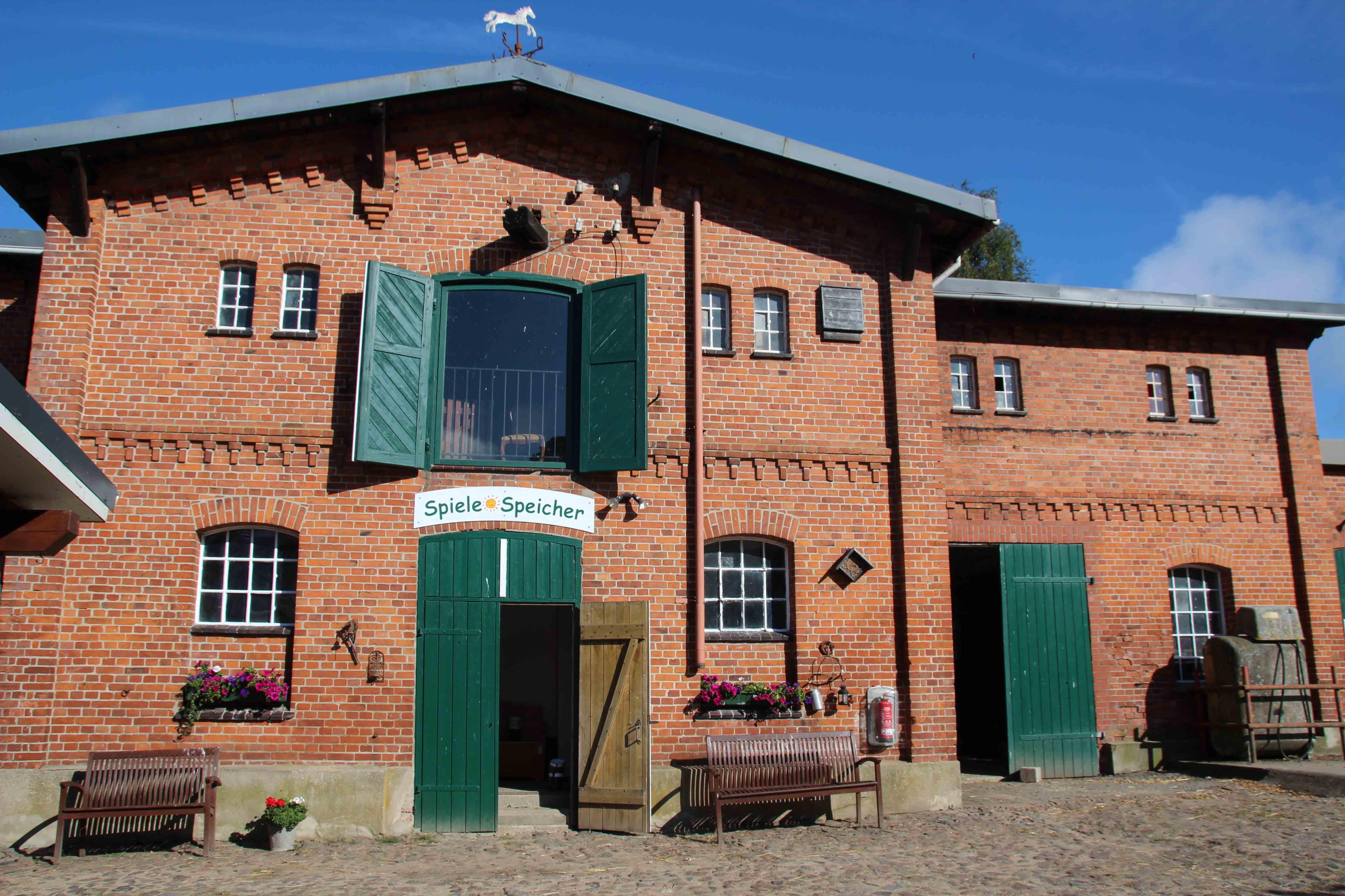 Ferienhof Damlos - Ferienhof Damlos in Eutin-Sielbeck